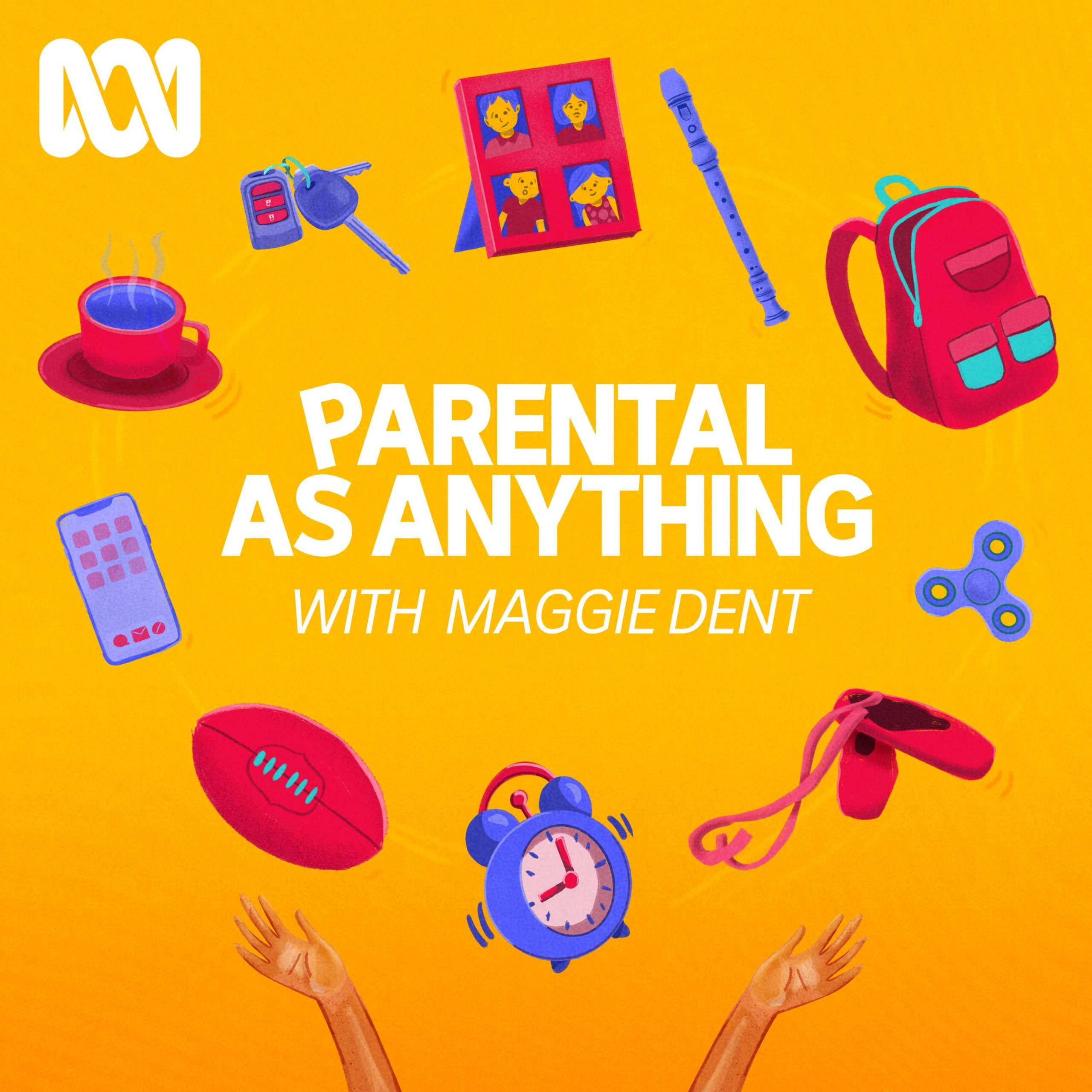Parental As Anything Podcast